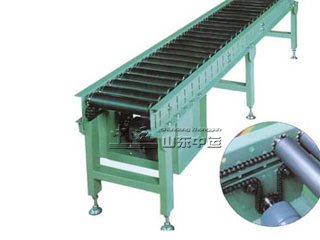 Industrial Warehouse Shift Roller Conveyor System