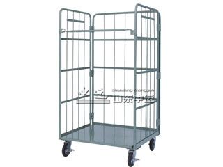 Warehouse Trolley Cart