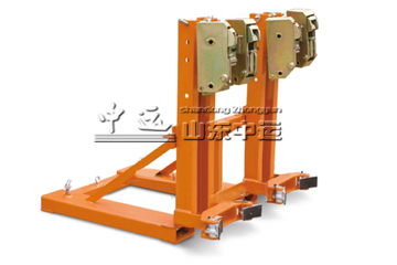 Heavy Duty Double Buckle Hand Oil Drum Truck