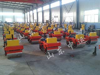 Light Weight Walk-behind Vibratory Road Roller