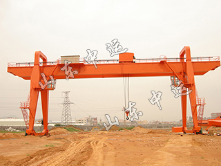 China Girder Gantry Cranes Manufacturer