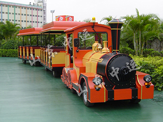 City Tour Amusements Rides Electric Train For Sale