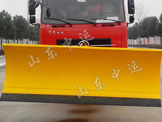 Snow Blade Made in China Be Installed on Truck