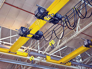 Single Girder Overhead Crane Conveyors