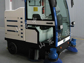 ZY-E800FB - All-Closed Electrical Sweeper