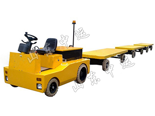 Battery Tow Tractor