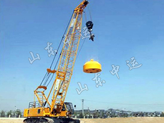 25 ton Telescopic Crawler Crane