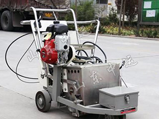 ZYIV Thermoplastic Pedestrian Road Marking Machine