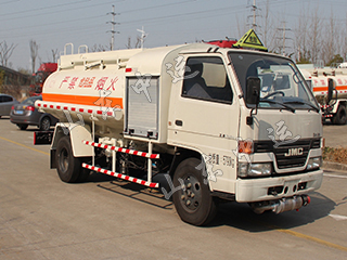 CGJ5065GJY02C Fuel Tank Truck for Gasoline