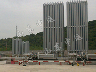 LNG Regasification Station