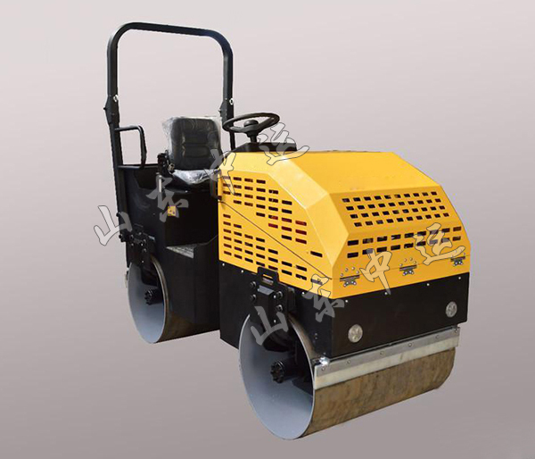 Ride on Full Hydraulic Vibratory Roller