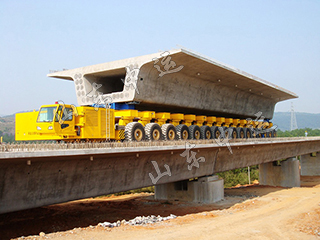 Bridge Transport Vehicles Truck 900T