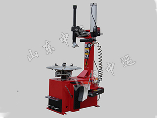 Semi-Automatic Tire Changing Machine