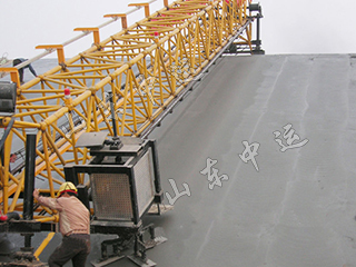 Channel Concrete Lining and Paving Machine