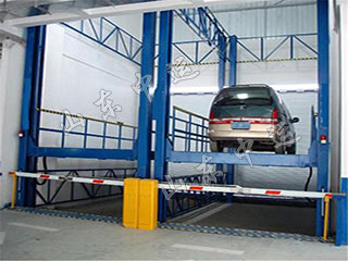 Hydraulic Four Post Garage Car Lift