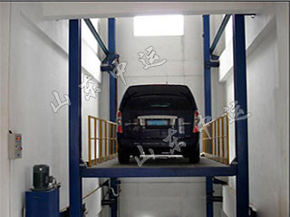 Four Post Hydraulic Car Lift