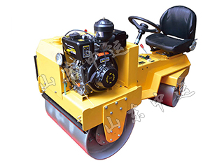 Ride On Type Road Roller