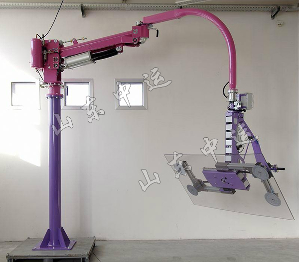 Glass Manipulator Arms- Glass Lifter Transfer Arm