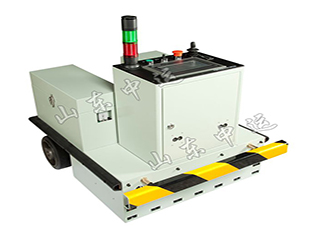 Automated Traction Type AGV Guided Vehicle
