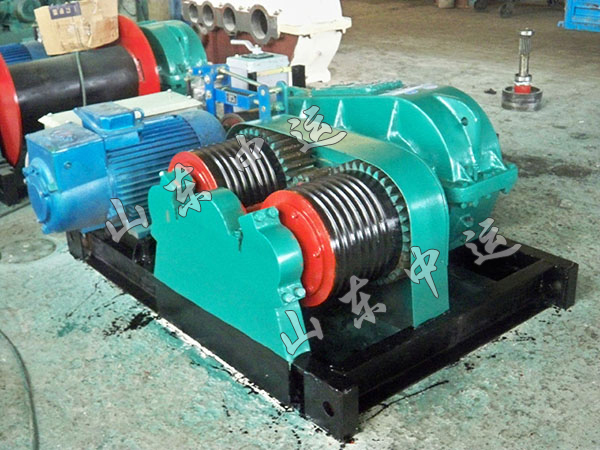 JM5 Explosion-proof Underground Electric Mining Winch