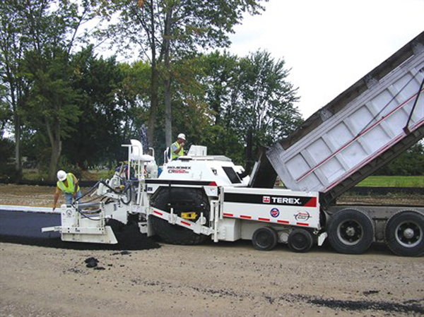 Developments In Asphalt Paving Machines Increases Competition
