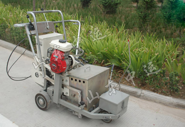 ZY-ZX I Self-propelled Thermoplastic Screeding Pedestrian Road Marking Machine