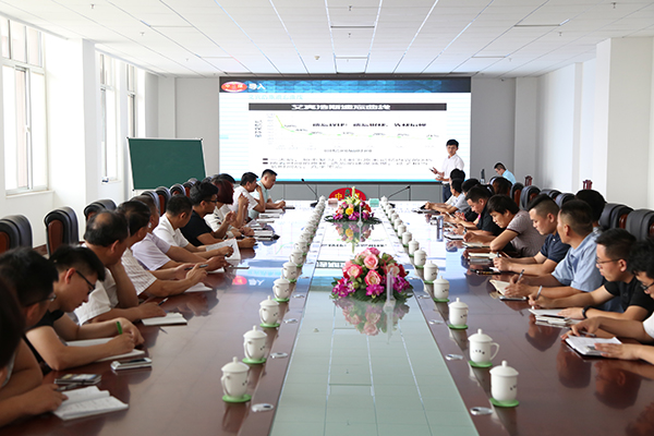 2nd Batch of Senior Manager Training Course of Jining City Industrial and Information Commercial Vocational Training School Officially Opened
