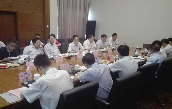 Cooperation Promotion Fair Between Nanshan and China Transport Held In Nanshan Group