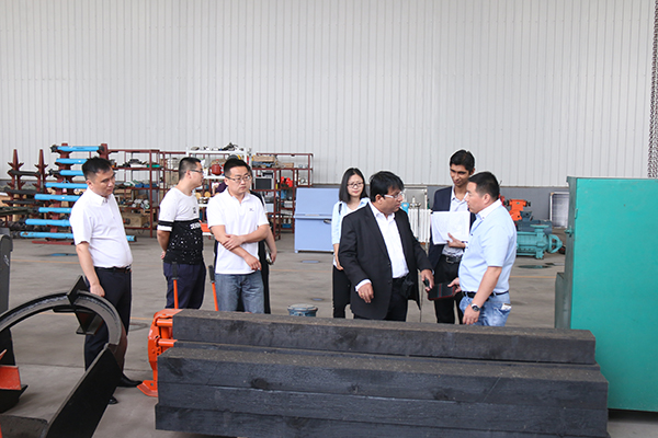 Warmly Welcome Leaders of Jining City Science and Technology Bureau to Visit China Coal Group for Investigation