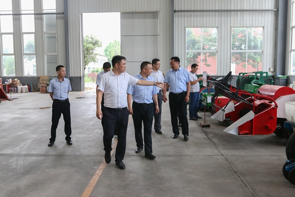 Warmly Welcome Zibo Mining Group Leaders to Visit China Coal Group for Cooperation