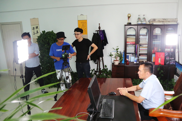 Warmly Welcome Baidu To Come To China Transpor For Interview And Shooting