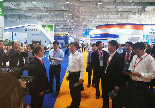 China Transport Was Invited To The 11th China (Jinan) International Information Technology Exposition