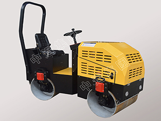 1 Ton Road Roller Low Temperature Effect