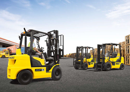 Chinese Forklifts Have Foothold In Thailand And Enter Southeast Asia
