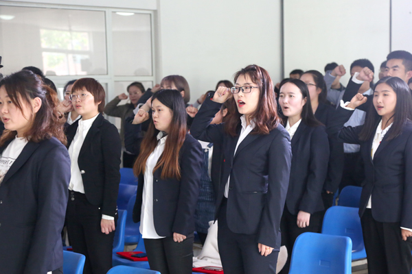China Transport Held A Ceremony To Commemorate The 100th Anniversary Of The May Fourth Movement And Outstanding Young Employees