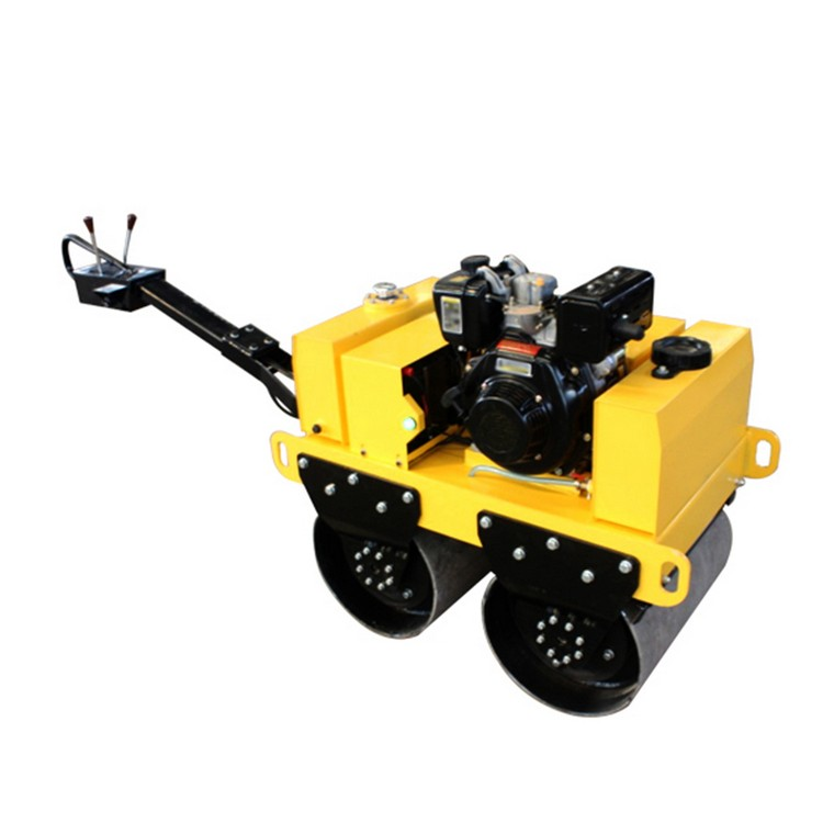 Small Walk Behind Road Roller