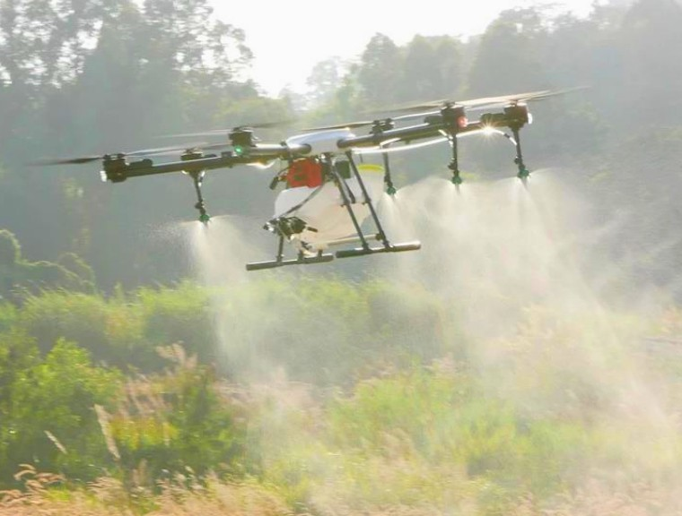 Development Prospects Of Agricultural Spraying Drones