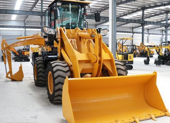 Use Characteristics Of Backhoe Loader