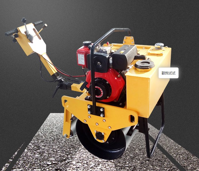 Features Of Walk Behind Road Roller