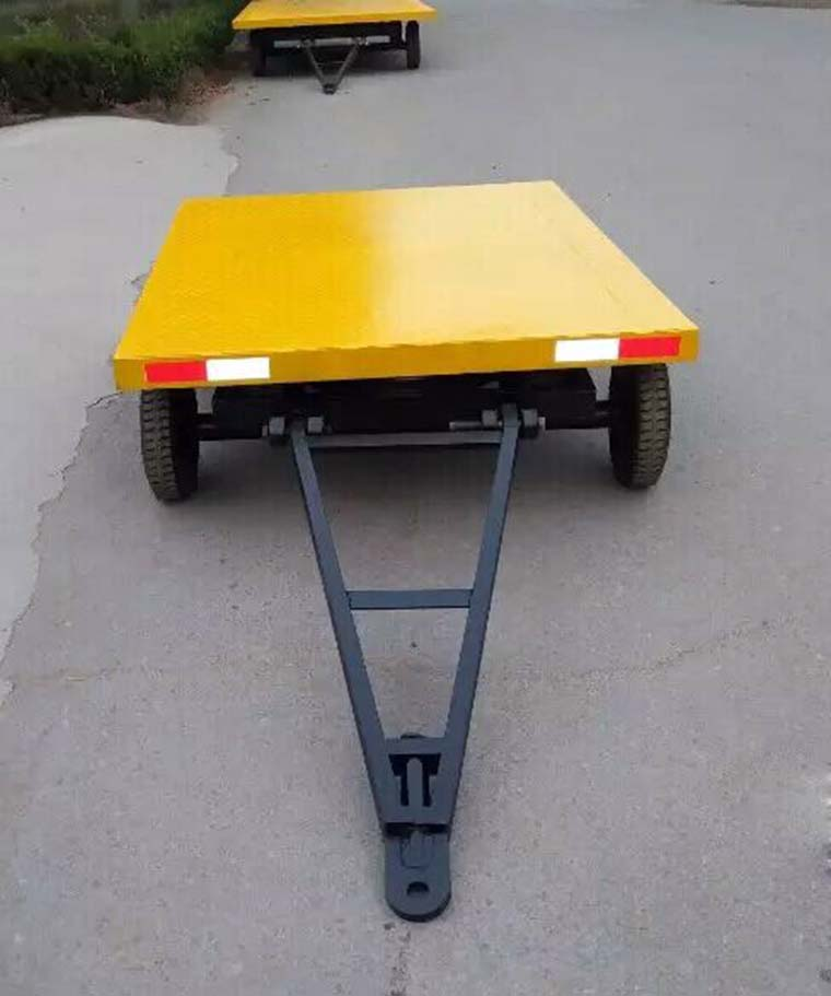 What Are The Main Features Of Flatbed Trailer Products