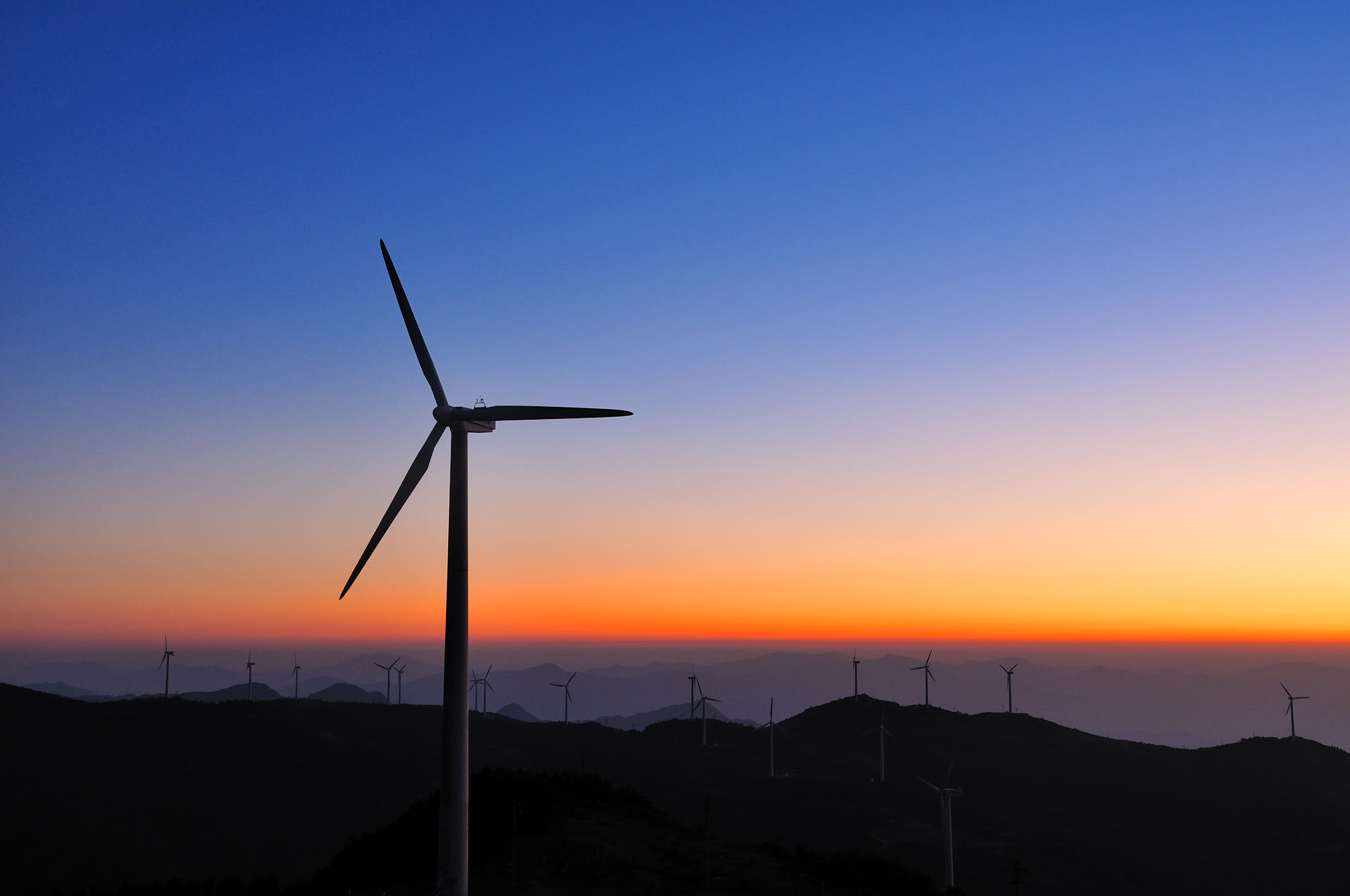 Smart Wind Farms Start The Internet Of Wind Power Energy