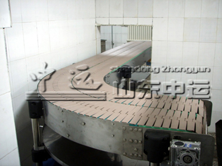 Chain Plate Conveyor